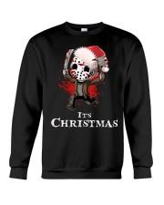 It's Christmas Friday the 13th Crewneck Sweatshirt thumbnail