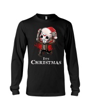 It's Christmas Friday the 13th Long Sleeve Tee thumbnail