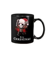 It's Christmas Friday the 13th Mug thumbnail