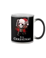 It's Christmas Friday the 13th Color Changing Mug thumbnail