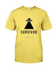 Survivor Series Premium Fit Mens Tee thumbnail