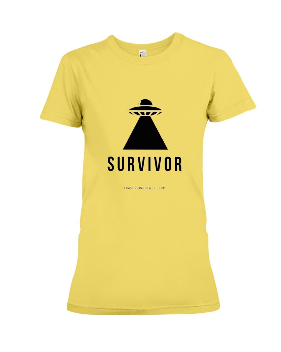 Survivor Series Premium Fit Ladies Tee