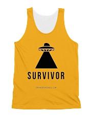 Survivor Series All-over Unisex Tank thumbnail