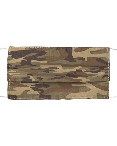 Hunting Camo Face Mask