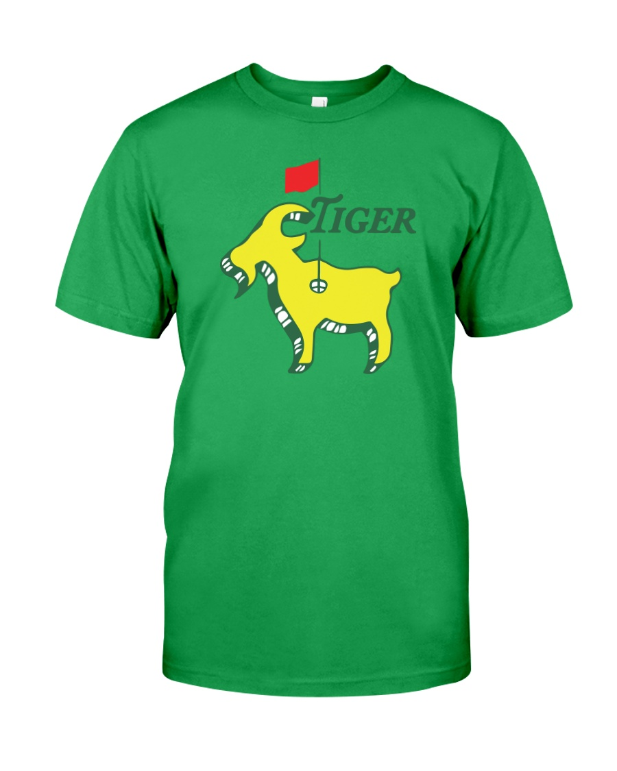 Tigre GOAT Classic T-Shirt