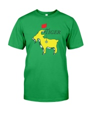 Tigre GOAT Classic T-Shirt front