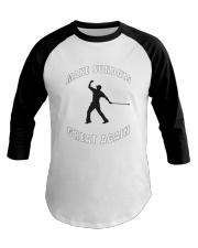 Make Sundays Great Againi Baseball Tee thumbnail