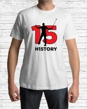 Tiger 15 Majors H15TORY Classic T-Shirt lifestyle-mens-crewneck-front-1