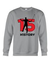 Tiger 15 Majors H15TORY Crewneck Sweatshirt thumbnail