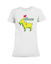 Tigre GOAT Premium Fit Ladies Tee thumbnail