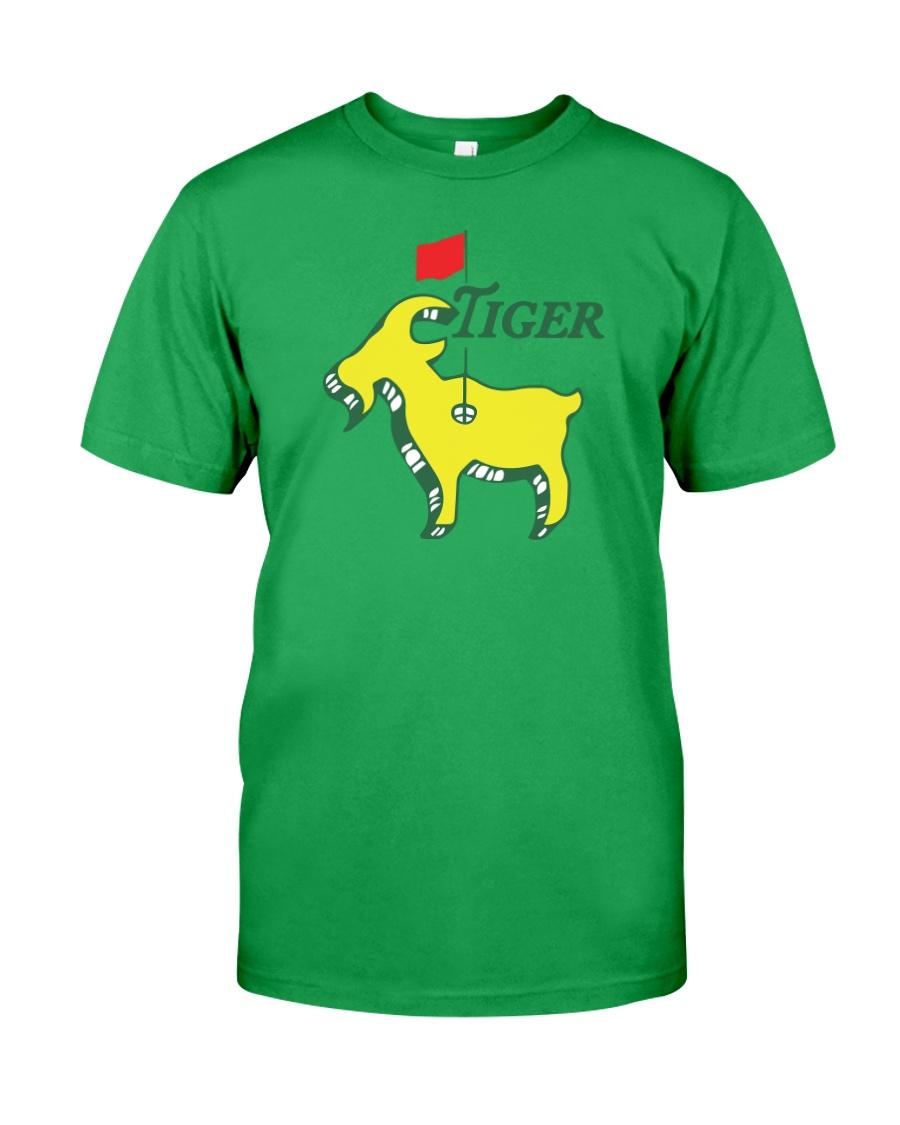 Tiger GOAT Classic T-Shirt