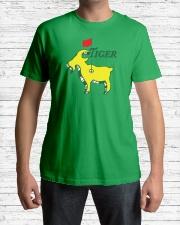Tiger GOAT Classic T-Shirt lifestyle-mens-crewneck-front-1