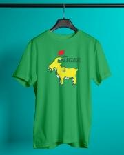 Tiger GOAT Classic T-Shirt lifestyle-mens-crewneck-front-3