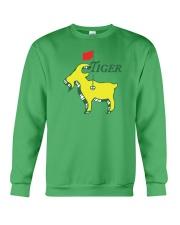 Tiger GOAT Crewneck Sweatshirt thumbnail