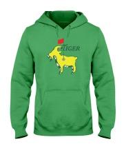 Tiger GOAT Hooded Sweatshirt thumbnail