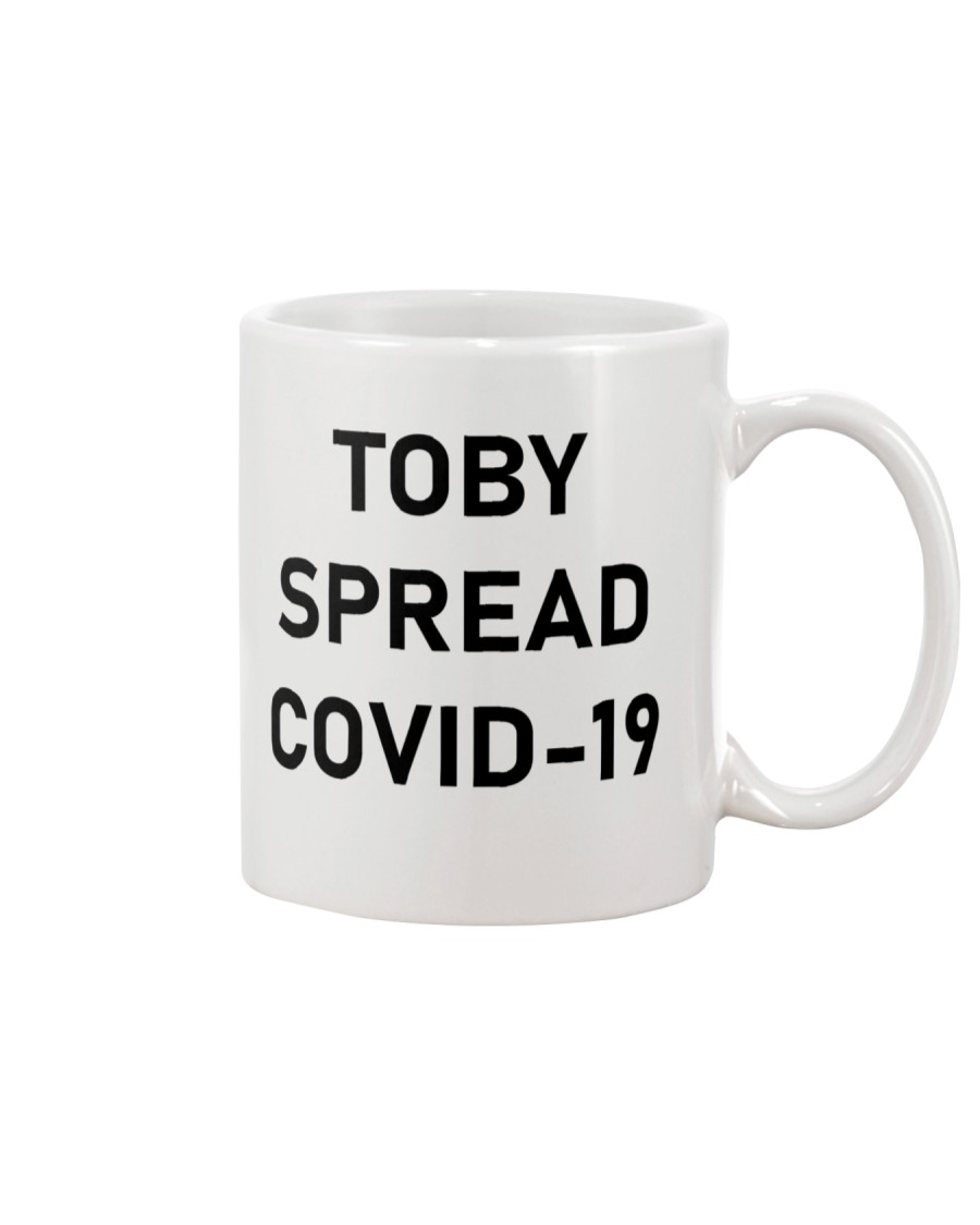 Toby Spread virus Mug