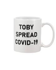 Toby Spread virus Mug front