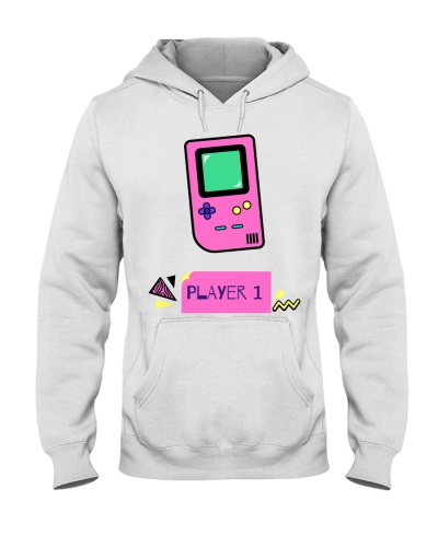 Player 1 Gaming Hoodie For Her