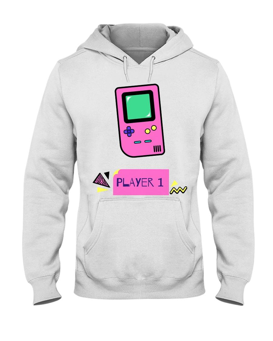Player 1 Gaming Hoodie For Her  Hooded Sweatshirt