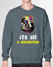 Simulation Accessories pt2 Crewneck Sweatshirt garment-crewneck-sweatshirt-front-01