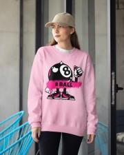 8 Ball Gear  Crewneck Sweatshirt apparel-crewneck-sweatshirt-lifestyle-front-12