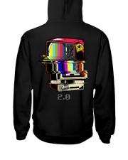 simulation accessories  Hooded Sweatshirt back