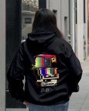simulation accessories  Hooded Sweatshirt lifestyle-unisex-hoodie-back-2