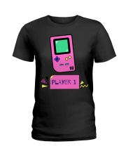 Gaming apparel Ladies T-Shirt front