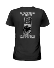 SHIPPING WORLDWIDE Ladies T-Shirt thumbnail