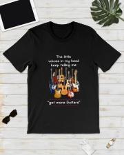 GET MORE GUITARS Classic T-Shirt lifestyle-mens-crewneck-front-17