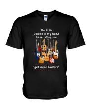 GET MORE GUITARS V-Neck T-Shirt thumbnail