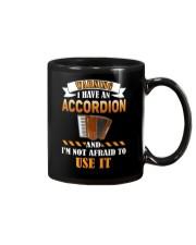 WARNING I HAVE AN ACCORDION Mug thumbnail