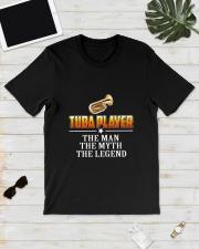 TUBA LEGEND Classic T-Shirt lifestyle-mens-crewneck-front-17