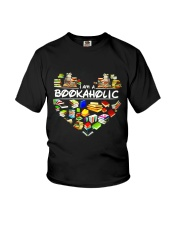 BOOK AHOLIC CHUAN Youth T-Shirt tile