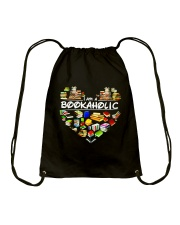 BOOK AHOLIC CHUAN Drawstring Bag tile