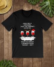 WINE BELLS Classic T-Shirt lifestyle-mens-crewneck-front-18