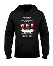 WINE BELLS Hooded Sweatshirt thumbnail