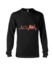 HEART CAMPING Long Sleeve Tee thumbnail