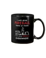 DRINK FIREBALL EVERYWHERE Mug thumbnail