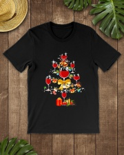 WINE TREE CHRISTMAS Classic T-Shirt lifestyle-mens-crewneck-front-18