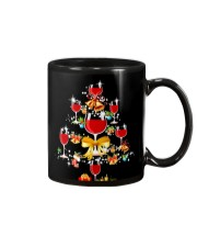 WINE TREE CHRISTMAS Mug thumbnail
