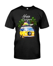 Happy Campers Classic T-Shirt front