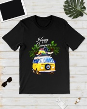 Happy Campers Classic T-Shirt lifestyle-mens-crewneck-front-17