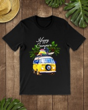 Happy Campers Classic T-Shirt lifestyle-mens-crewneck-front-18
