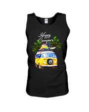 Happy Campers Unisex Tank thumbnail