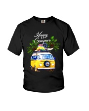 Happy Campers Youth T-Shirt thumbnail