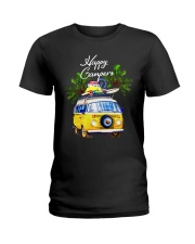 Happy Campers Ladies T-Shirt thumbnail