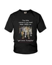 GET MORE TRUMPETS Youth T-Shirt thumbnail