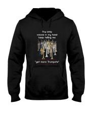 GET MORE TRUMPETS Hooded Sweatshirt thumbnail