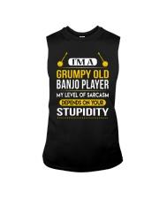 A GRUMPY OLD BANJO Sleeveless Tee thumbnail